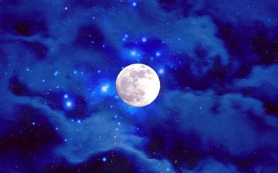 Aquarius Full Moon 2021